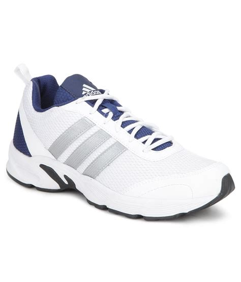 adida sports shoes adidas albis 1 white running sports shoes buy adidas
