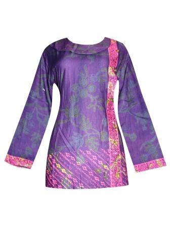 Blus Jelita batik