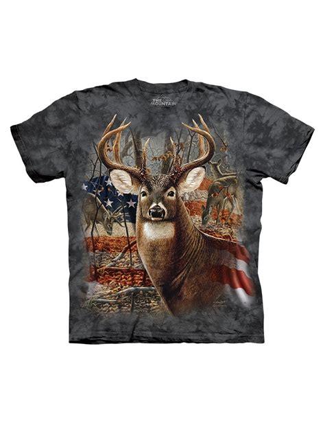 buck t patriotic buck t shirt tshirthd