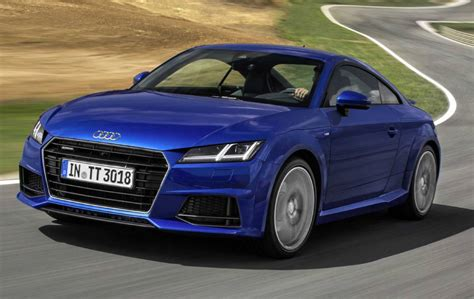Audi Tt Coupe 2015 by Audi Brings Audi Tt Coupe 2015 To India Rs 60 34 Lakh