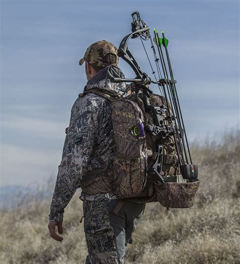 Backpack Militer Archery bow pack search archery