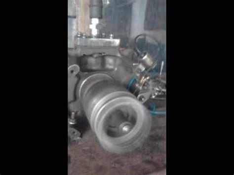 Mesin 2 Tak mesin 2 tak dari kompresor kulkas bekas