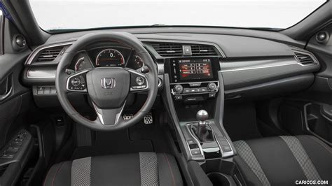 interni honda civic 2017 honda civic si sedan interior cockpit hd
