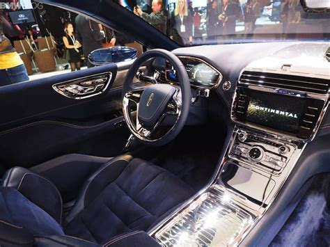 lincoln 2017 inside lincoln 2019 lincoln continental inside photos 2019