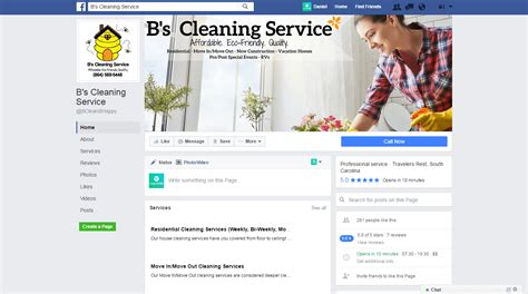 fb and co 11 immaculate cleaning services facebook pages industry
