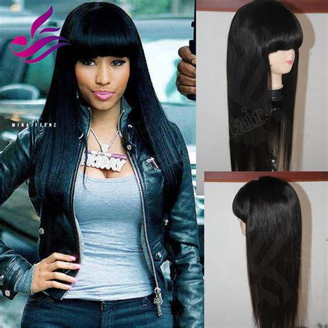 chinese bang wig black hair chinese bang bang promotion shop for promotional chinese