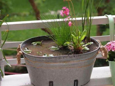 Ideen Für Kleinen Gartenteich by Springbrunnen Balkon Swalif