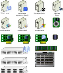 visio stencils computer hardware virtualization visualization with visio visio