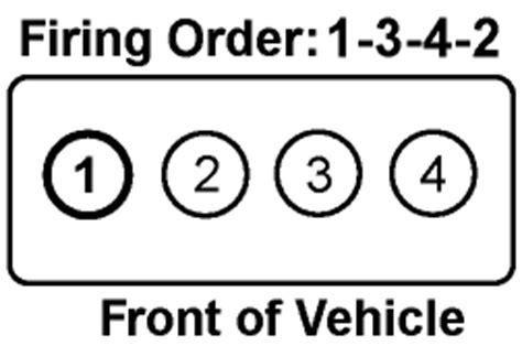 mazda 6 cylinder numbering solved firing order for 2005 mazda6 fixya