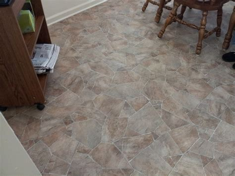 Vinyl Tile Installation Kitchen Floors Vinyl Images