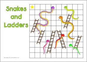 printable snakes and ladders template editable snakes and ladders sb7378 sparklebox