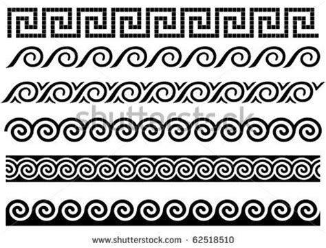 greek pattern font ancient greek patterns and designs meander and wave