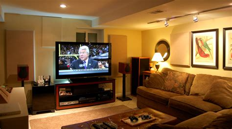 Tv Home Teater mcpanse s home theater gallery big tv home theater 2 photos
