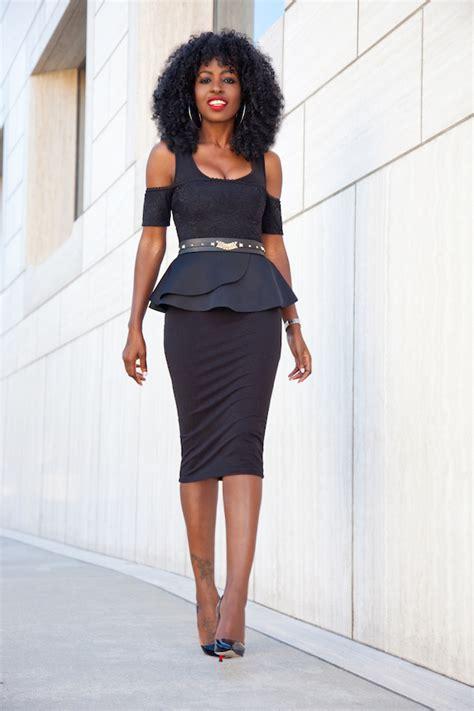 Blouse Midi Dress peplum blouse tank midi dress style pantry bloglovin