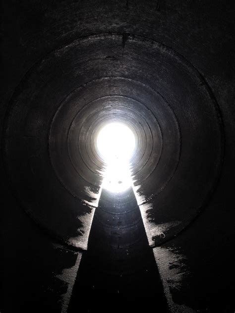 Light End by Light In The Tunnel Quotes Quotesgram
