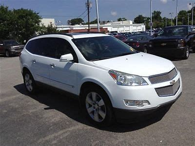 2012 chevrolet traverse cars trucks by owner   autos post