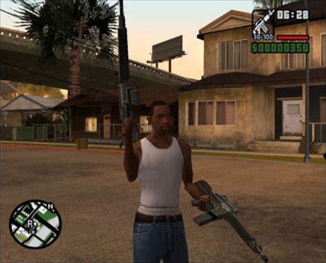 Mod de Duas armas para GTA San Andreas   Site do GTA