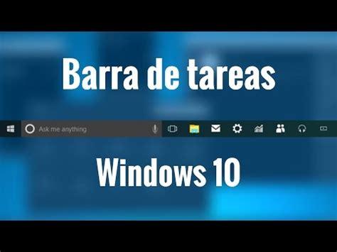 restaurar visor de imagenes windows 10 configurar barra de tareas de windows 10 en espa 241 ol youtube