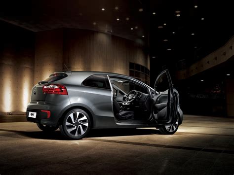 3 Door Car by Kia Adds Stylish Three Door Model To Range Cars Co Za