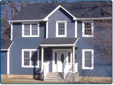 blue house siding 46 best images about siding certainteed on pinterest