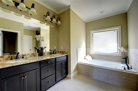 Bathroom Vanity Renovation Ideas by Bathroom On A Budget Master Bathroom Remodel Ideas Master