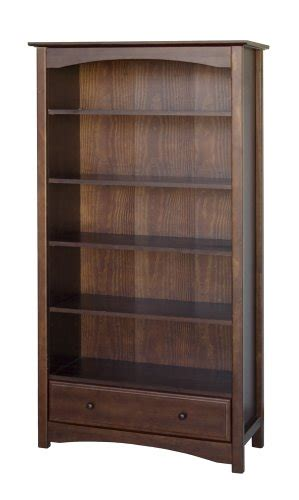 Cheap Black Bookshelf Gt Cheap Davinci Davinci Bookcase Espresso Shopping