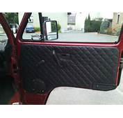 Quilted Leather Door Panels  Vanagon Hacks &amp Mods – VanagonHacks