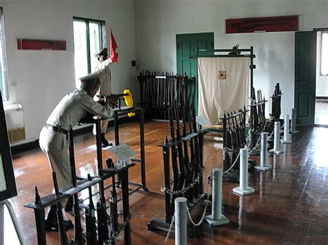 execution room bangkok corrections museum teakdoor the thailand forum