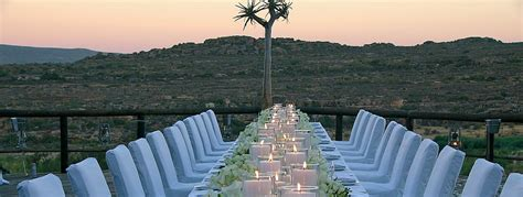 Top 5 Romantic Wedding Venues in South Africa