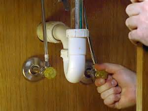 how to replace a single handle kitchen faucet how to install a single handle kitchen faucet how tos diy