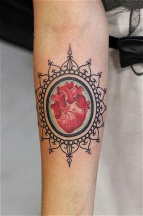 tattoo mandala coracao tatuagem de cora 231 227 o 50 fotos incr 237 veis com significados