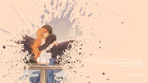 wallpaper anime golden time hd golden time i want to be with you wallpaper by