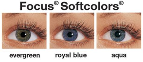 guide to color contact lenses eyedolatry
