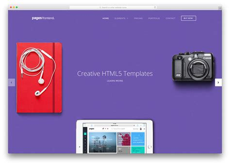 creative web 20 creative html5 css3 website templates 2017 colorlib