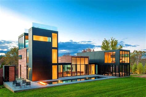 Technology And Home Design by Best Futuristic Houses House Design Homes Technology 2018