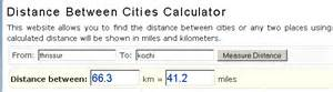 map of us with driving distances between cities find distance between two cities via distancebetweencities