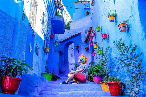 the blue city morocco chefchaouen morocco s most photogenic blue city
