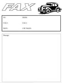 Pin free printable fax cover sheet template on pinterest