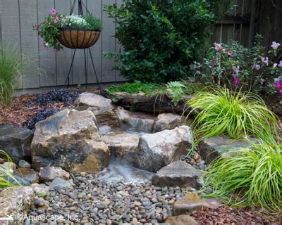 diy backyard waterfall backyard waterfall build a small waterfall in your backyard
