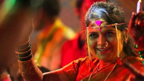Wedding Song Zing by Zing Zing Zingat Marathi Wedding From Mumbai