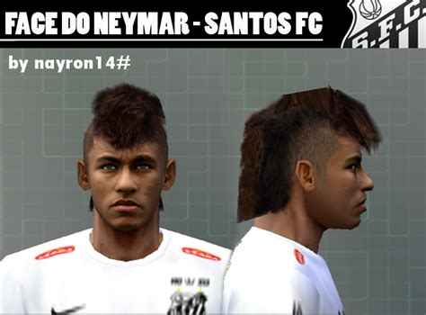 hair make pes 13 parches para pes 6009 nuevo peinado de neymar 2012