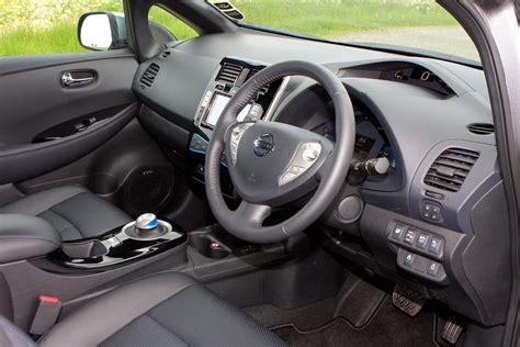 nissan leaf interior nissan leaf hatchback 2011 features equipment and