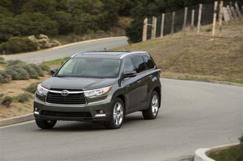 2014 Toyota Highlander Mpg Test Drive Is The 2014 Toyota Highlander Hybrid S 28 Mpg