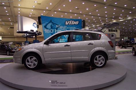 2002 pontiac vibe 2002 pontiac vibe technical specifications and data