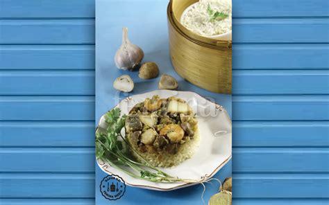 Minyak Ikan Gindara resep nasi tim ikan gindara