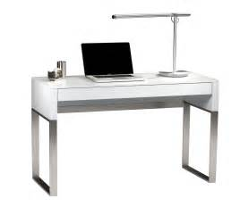 white compact computer desk contemporary writing desk viewing gallery