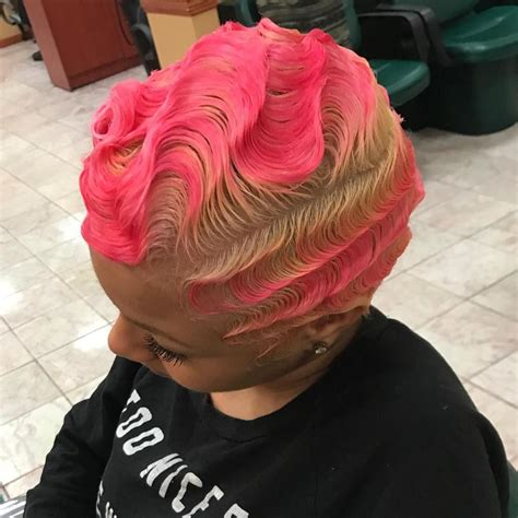 easy finger waves hair styles     copy