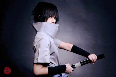 tutorial gambar sasuke sasuke cosplay viotabi images