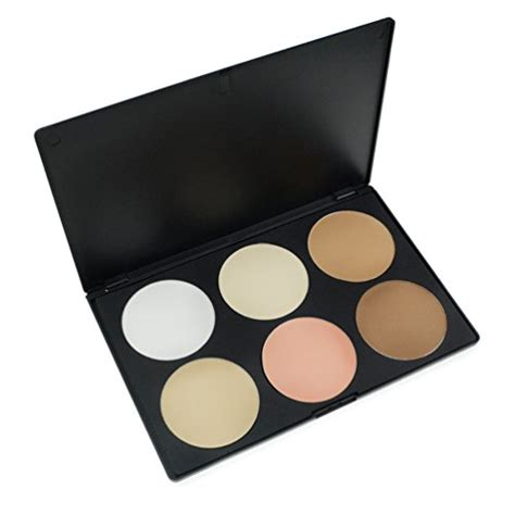outop professional 6 colors contour face powder makeup outop professional 6 colors contour face powder makeup