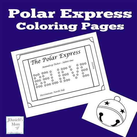printable version of polar express polar express coloring pages